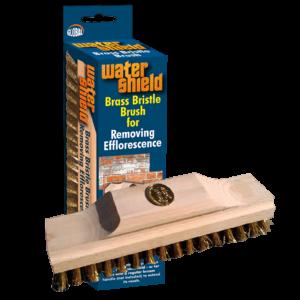 Water Shield Brass Bristle Brush
